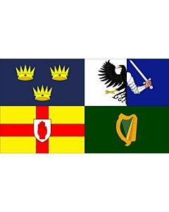 Fahne: Flagge: 4pf