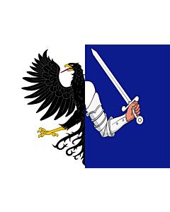 Fahne: Flagge: Connacht