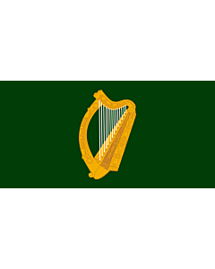 Fahne: Flagge: Leinster