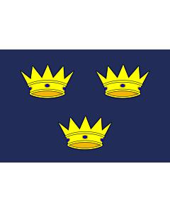 Fahne: Flagge: Munster