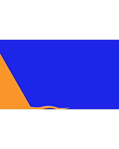 Fahne: Flagge: Sunburst | Modern design of the Irish nationalist  Sunburst flag