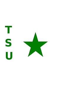 Fahne: Flagge: TSU
