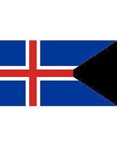 Fahne: Flagge: Island