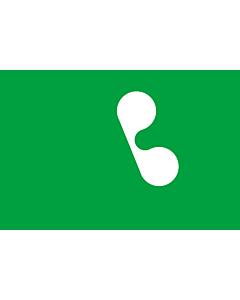 Fahne: Flagge: Lombardei