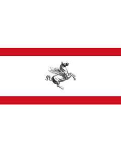 Fahne: Flagge: Tuscany