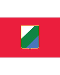 Fahne: Flagge: Abruzzen