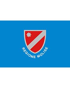 Fahne: Flagge: Molise