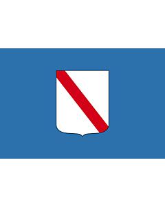 Fahne: Flagge: Campania
