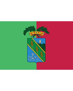 Fahne: Flagge: Provinz Latina