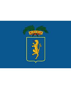 Fahne: Flagge: Provinz Lucca