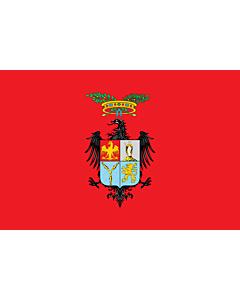 Fahne: Flagge: Provinz Palermo