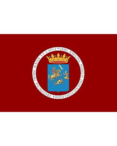 Fahne: Flagge: Provinz Reggio Calabria