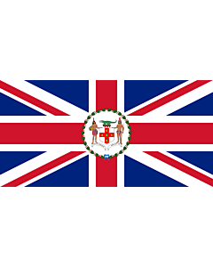 Fahne: Flagge: Governor of Jamaica  1906–1957 | Governor of Jamaica between 1906 - April 8, 1957