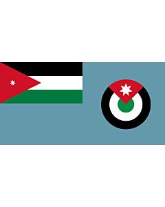 Fahne: Flagge: Royal Jordan Air Force Ensign