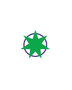 Fahne: Flagge: Aomori