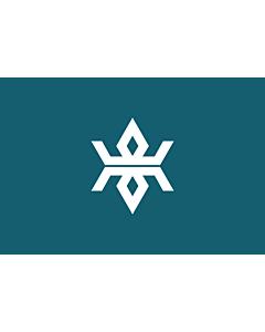 Fahne: Flagge: Präfektur Iwate