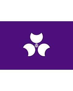 Fahne: Flagge: Präfektur Gunma