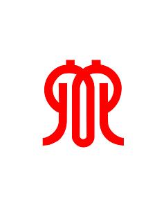 Fahne: Flagge: Kanagawa