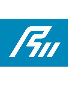 Fahne: Flagge: Präfektur Ishikawa