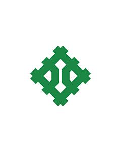Fahne: Flagge: Fukui