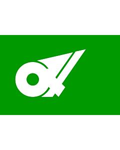 Fahne: Flagge: Präfektur Mie