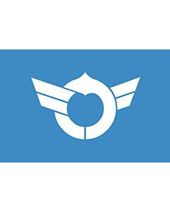 Fahne: Flagge: Präfektur Shiga