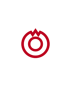 Fahne: Flagge: Yamaguchi