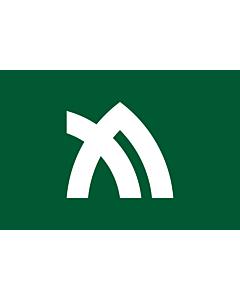 Fahne: Flagge: Präfektur Kagawa
