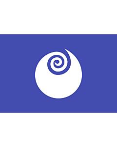 Fahne: Flagge: Ibaraki Prefecture | 茨城県旗