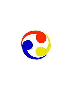 Fahne: Flagge: Ryukyu Kingdom | Contrary to the file name