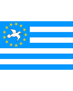 Fahne: Flagge: Federal Republic of Southern Cameroons | 南カメルーン連邦共和国の旗