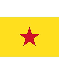 Fahne: Flagge: Mohéli