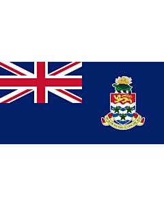 Fahne: Flagge: Kaimaninseln