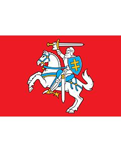 Fahne: Flagge: Litauen