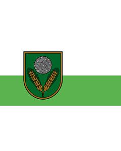 Fahne: Flagge: Rēzeknes novads | Rēzeknes Municipality | Rēznis nūvoda karūgs | Rēzeknes novada | Флаг Резекненского края