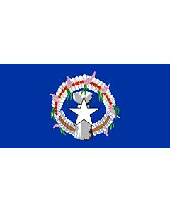 Fahne: Flagge: Nördliche Marianen