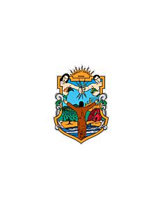 Fahne: Flagge: Baja California