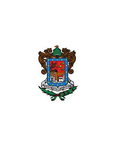 Fahne: Flagge: Michoacán