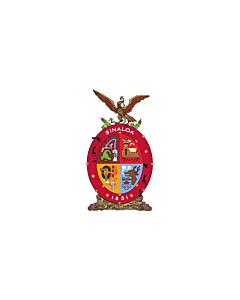 Fahne: Flagge: Sinaloa
