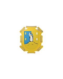 Fahne: Flagge: San Luis Potosí