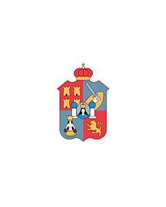 Fahne: Flagge: Tabasco