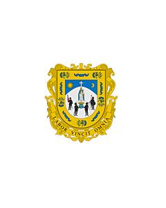 Fahne: Flagge: Zacatecas