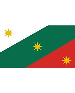 Fahne: Flagge: Three Guarantees   ThreeGuarantees   Tres Garantías