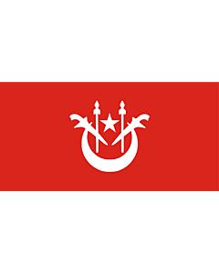 Fahne: Flagge: Kelantan