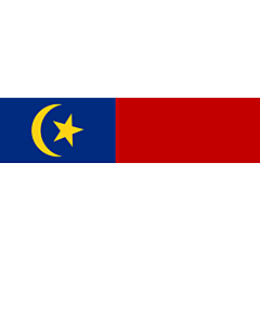 Fahne: Flagge: Malakka