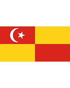 Fahne: Flagge: Selangor
