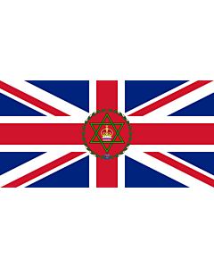 Fahne: Flagge: Governor of Nigeria  1914–1960 | Standard of the Governor-General of Nigeria before the Republic