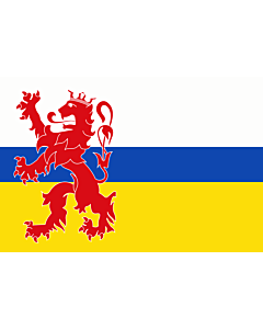 Fahne: Flagge: Limburg