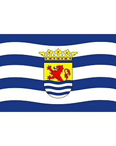 Fahne: Flagge: Zeeland