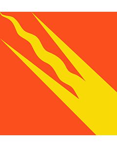 Fahne: Flagge: Østfold